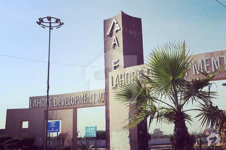 خیابانِ امین لاہور میں 5 مرلہ رہائشی پلاٹ 30 لاکھ میں برائے فروخت۔