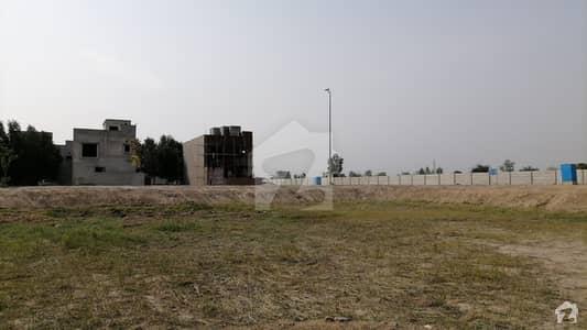 بحریہ آرچرڈ لاہور میں 8 مرلہ رہائشی پلاٹ 48.75 لاکھ میں برائے فروخت۔