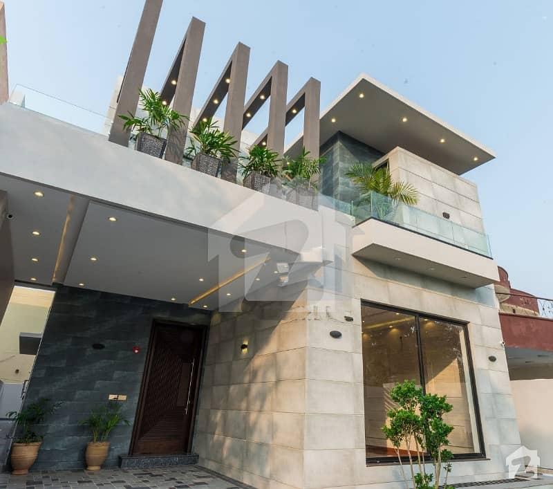 15 Marla Modern Designer Bungalow with Full Basement For Sale