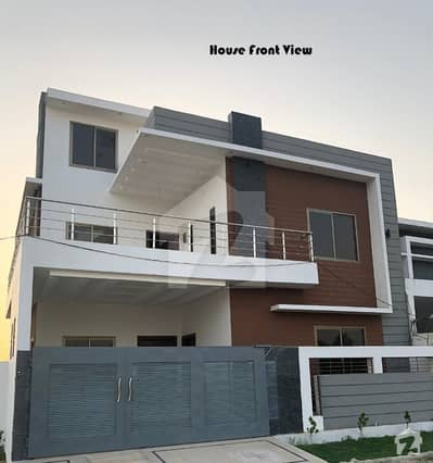 5.5 Marla Corner House For Sale In Canal Garden Yazman Road Bahawalpur