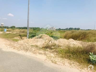 All Dues Clear Residential Plot No 1028 For Sale In DHA 9 Prism