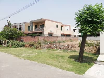 23 Marla Residential Plot No N 147 Is Available For Sale In Ex Air Avenue Dha Phase 8 Block N