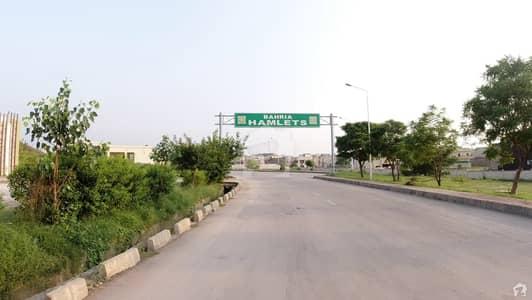 بحریہ ہیملیٹ بحریہ ٹاؤن فیز 8 بحریہ ٹاؤن راولپنڈی راولپنڈی میں 1 کنال رہائشی پلاٹ 1.45 کروڑ میں برائے فروخت۔