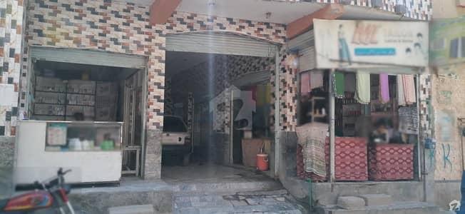 Dalazak Road 3 Marla Building Up For Sale