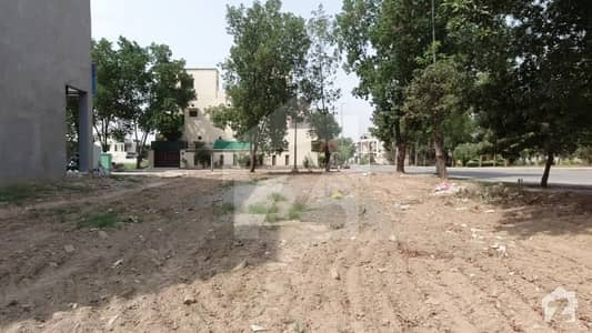 To Sale You Can Find Spacious Commercial Plot In Bahria Town