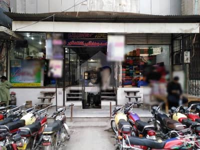 Highly-coveted 140  Sq. Ft Shop Is Available In Circular Road - Faisalabad For Sale