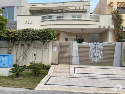 10- Marla Out Class Location 6 month use fully basement house for sale in  DHA ph 8 Block N
