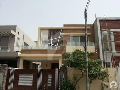10- Marla Out Class Location Modern Design Brand New House For Sale In Dha Phase  8 Block R