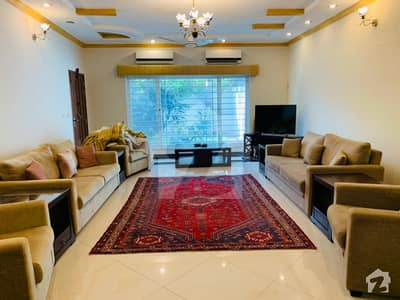 Fully Furnished House Available For Rent In F-8 Islamabad