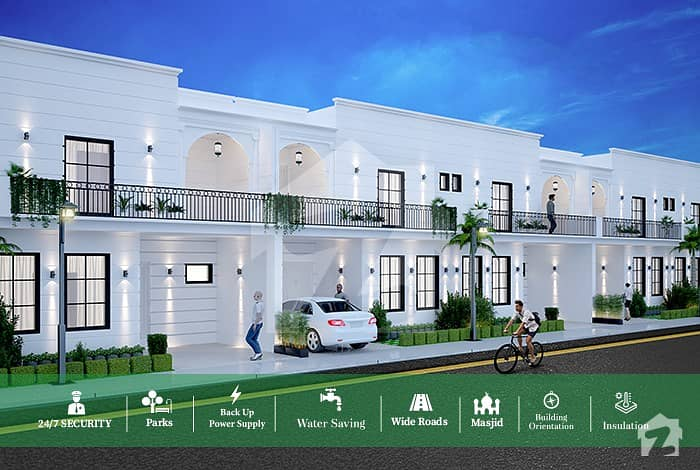 House For Sale On Easy Installments On Ring Road