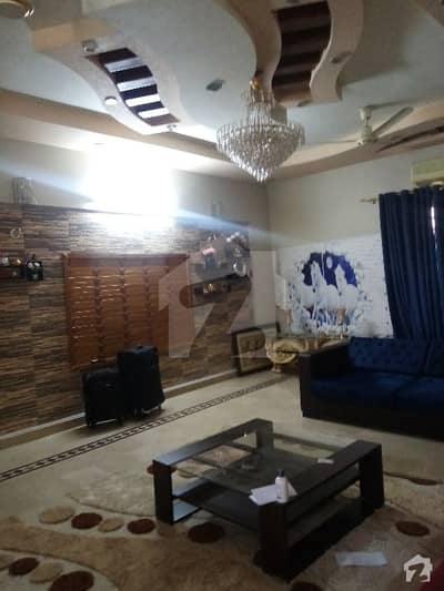 400 Square Yard Ground Plus One Luxury House For Sale Gulistan-e-jauhar