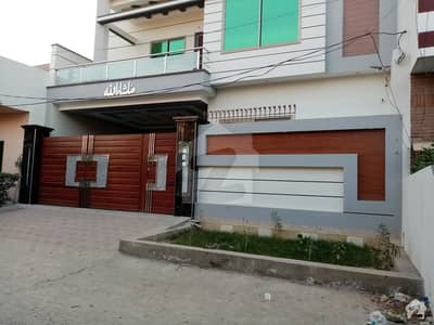 7 Marla House Is Available In Farid Town