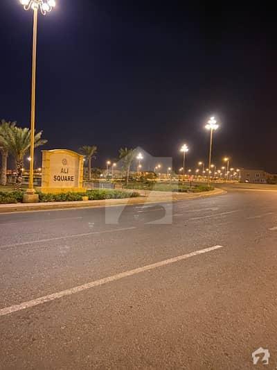 بحریہ ٹاؤن - علی بلاک بحریہ ٹاؤن - پریسنٹ 12 بحریہ ٹاؤن کراچی کراچی میں 5 مرلہ رہائشی پلاٹ 44 لاکھ میں برائے فروخت۔