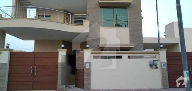 400 Yards (16 Marla) Double Storey Amazing House For Sale