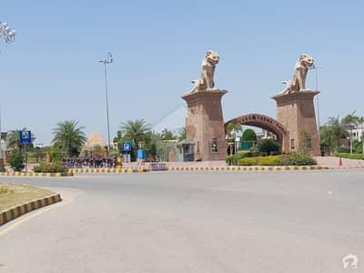 سٹی ہاؤسنگ سکیم جہلم میں 5 مرلہ رہائشی پلاٹ 29 لاکھ میں برائے فروخت۔