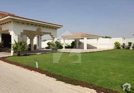 2000 Yards Oasis Farmhouse Available For Sale In Dha City Karachi