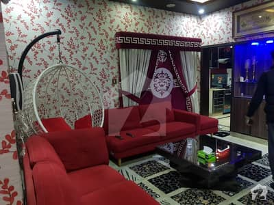 6 Marla House For Sale In Cavalry Extension,beautiful Double Story Furnished House