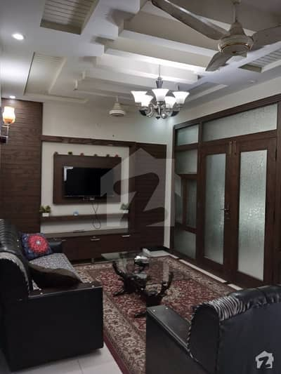 Bahria Town Furnished Lower Portion Sized 1125  Square Feet