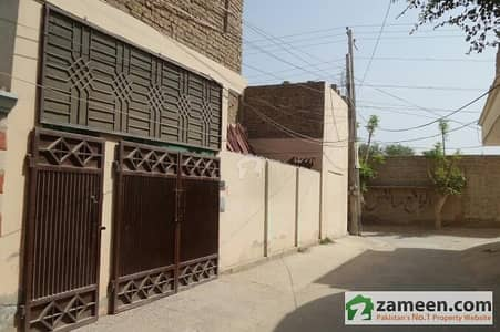 Commercial Double Story House For Sale