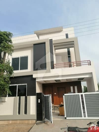 10 Marla Beautiful House For Sale In Wapda City Canal Road