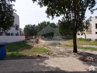 1 Kanal Plot 80 Feet Double Road Overseas B Block Bahria Town Lahore