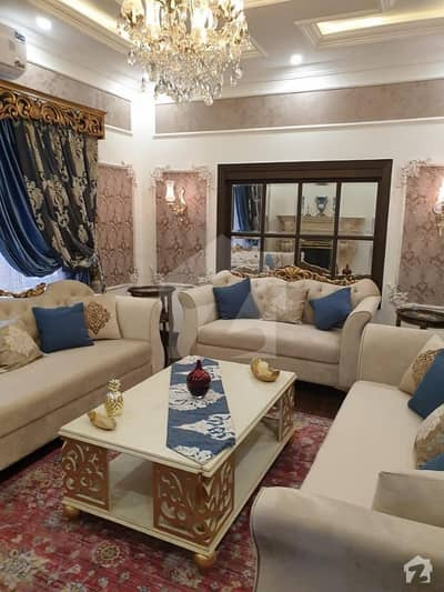 Furnished Spanish Bungalow For Sale In Dha Phase 4 Lahore