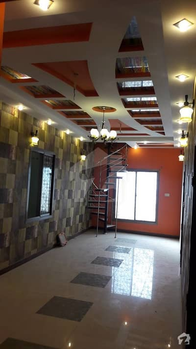 Flat Sized 1800  Square Feet Is Available For Rent In Latifabad