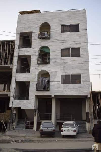 650  Square Feet Flat In Pwd Housing Scheme For Rent