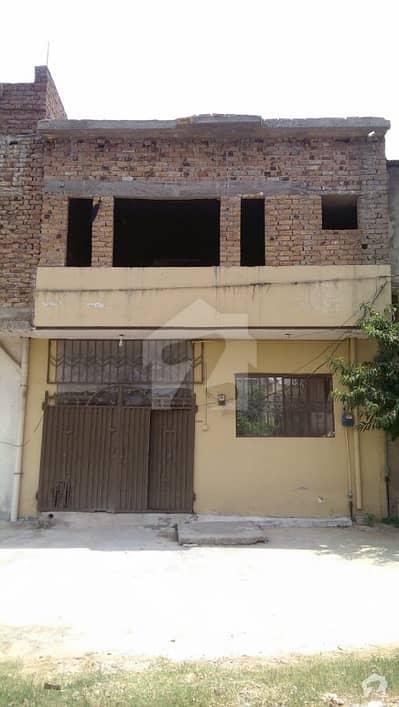 رینج روڈ راولپنڈی میں 5 کمروں کا 4 مرلہ مکان 60 لاکھ میں برائے فروخت۔