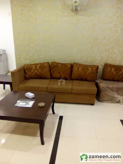Two Bedroom Furnished Apartment Available For Sale In Civic Center