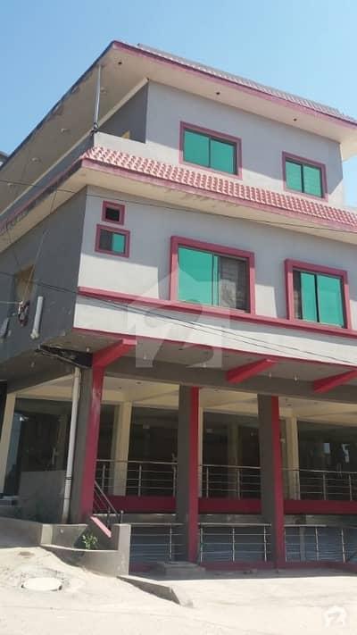 جی ۔ 8/4 جی ۔ 8 اسلام آباد میں 7 مرلہ عمارت 9.5 کروڑ میں برائے فروخت۔