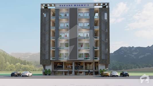کورنگ ٹاؤن اسلام آباد میں 1 کمرے کا 2 مرلہ فلیٹ 35.5 لاکھ میں برائے فروخت۔