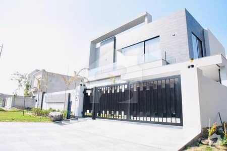1 Kanal Outclass Outstanding Full House  For Rent Located Dha Phase 6 Lahore