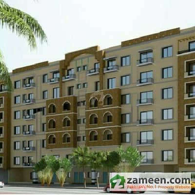 Hamza Residencia Apartment For Sale Near Thokar Niaz Baig