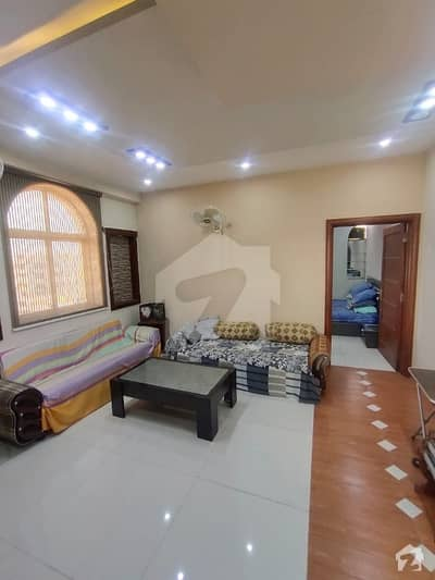 1 Bed Fully Furnished Apartment For Rent In Sector, D