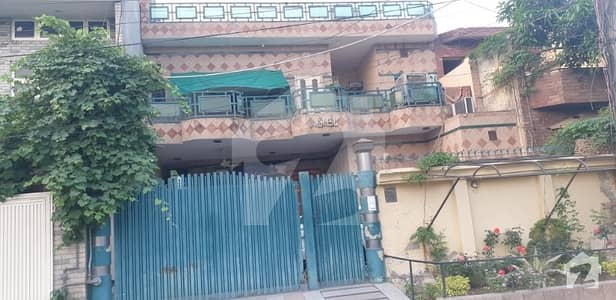 12 Marla Double Storey Facing Park House For Sale