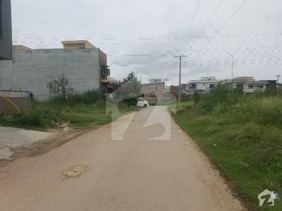 7 Marla Level Prime Location Plot Available For Sale In Jammu And Kashmir Cooperative Housing Society G15 Islamabad