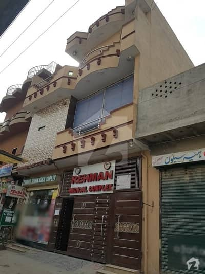 5 Marla Beautiful Double Story House For Sale Jhangi Syedan