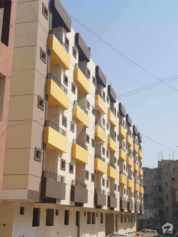 Flat For Sale Scheme 33 New Project Shumail Complex