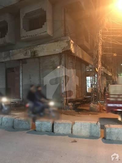 صدر حیدر آباد میں 1 مرلہ دکان 2.15 کروڑ میں برائے فروخت۔