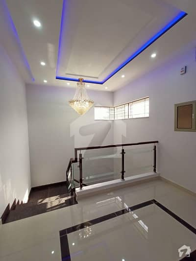 1 Kanal Brand New Luxury House For Sale In Nishtar Block Main Approach Near To Alfate Market