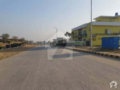 7 Marla Residential Plot For Sale In Cda Sector G-16