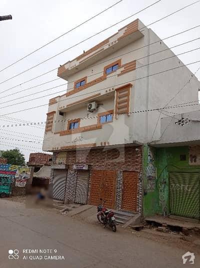 گوجرانوالہ روڈ حافظ آباد میں 6 کمروں کا 5 مرلہ مکان 1.5 کروڑ میں برائے فروخت۔