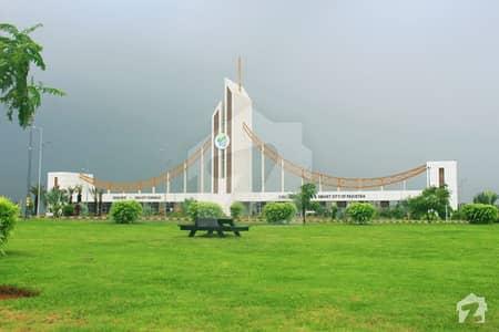 ڈی ایچ اے سٹی کراچی کراچی میں 8 مرلہ کمرشل پلاٹ 4.1 کروڑ میں برائے فروخت۔