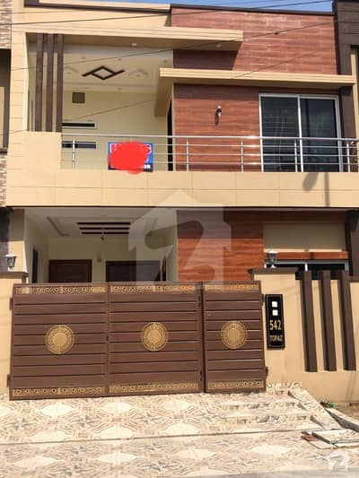 5 Marla Brand New House For Sale In Tulip Block Direct Meeting With Owner