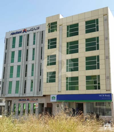 المرتضی کمرشل ایریا ڈی ایچ اے فیز 8 ڈی ایچ اے کراچی میں 4 مرلہ عمارت 14 کروڑ میں برائے فروخت۔