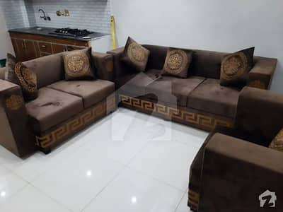 2 Beds Brand New Furnished Flat For Rent In Sector D Bahria Town Lahore