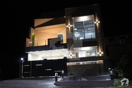 Luxurious Brand New Designer House With All Amenities In Very Prime Location Of Islamabad