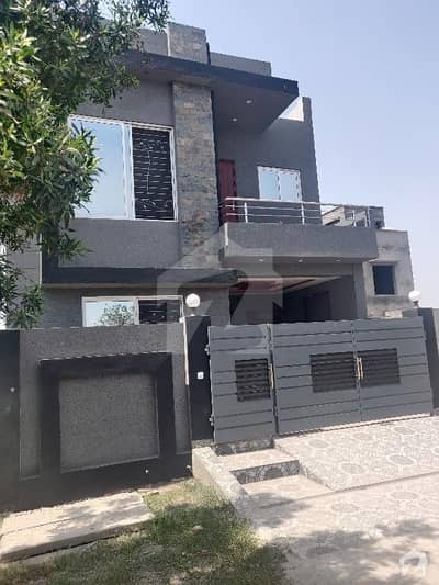 5 Marla New House Available In Overseas Block