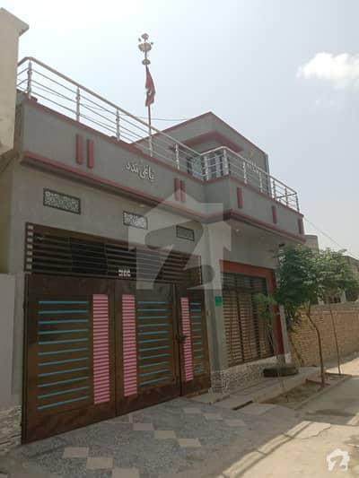 دريا خان روڈ بھکر میں 5 کمروں کا 6 مرلہ مکان 95 لاکھ میں برائے فروخت۔